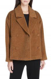 Eileen Fisher Wool  amp  Alpaca Blend Short Jacket  Regular  amp  Petite    Nordstrom at Nordstrom