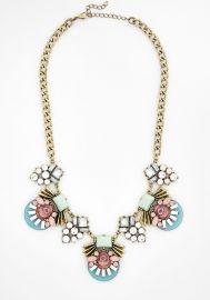 Elaborate Elegance Necklace at ModCloth