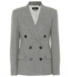 Eleigh wool and linen blazer at Mytheresa
