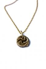 Elena's bronze necklace on Etsy at Etsy