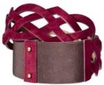 Elena's cutout belt at Target