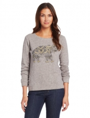 Elephant Emb Pullover by Lucky Brand at Amazon