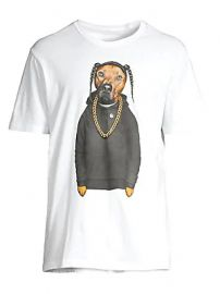 Eleven Paris - Dog Graphic T-Shirt at Saks Fifth Avenue
