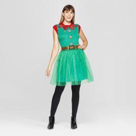 Elf Ugly Christmas Dress at Target