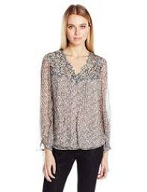 Elie Tahari Brunella Blouse at Amazon