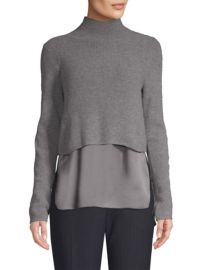 Elie Tahari Casper Sweater at Saks Fifth Avenue