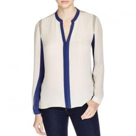 Elie Tahari Layne Blouse at Bloomingdales