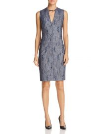 Elie Tahari Pacey Dress at Bloomingdales
