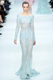 Elie Saab Gown at Vogue