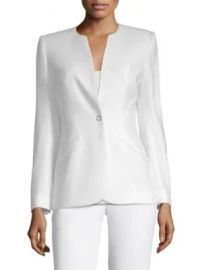 Elie Tahari - Allegra Front-Snap Jacket at Saks Fifth Avenue