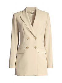 Elie Tahari - Aster Double Breasted Jacket at Saks Fifth Avenue