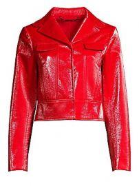 Elie Tahari - Gigi Moto Jacket at Saks Fifth Avenue
