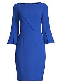 Elie Tahari - Isla Sheath Dress at Saks Fifth Avenue