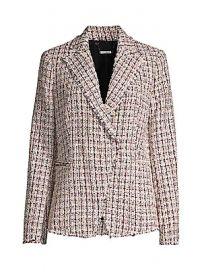 Elie Tahari - Jezebel Tweed Jacket at Saks Fifth Avenue