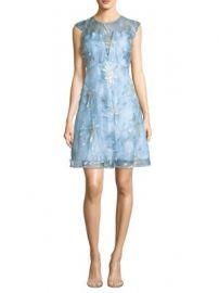 Elie Tahari - Olive A-Line Dress at Saks Fifth Avenue