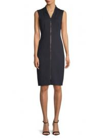 Elie Tahari - Verdie Sheath Dress at Saks Fifth Avenue