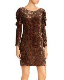 Elie Tahari Alex Animal-Print Dress  Women - Bloomingdale s at Bloomingdales