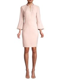 Elie Tahari Dorothea Fluid Crepe Dress at Saks Fifth Avenue
