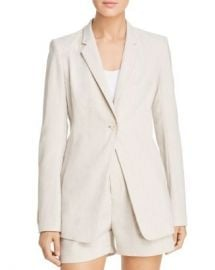 Elie Tahari Hillary One-Button Blazer Women - Bloomingdale s at Bloomingdales