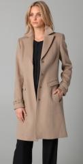 Elie Tahari Joanne Coat at Shopbop