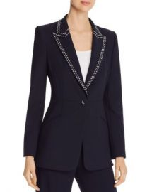 Elie Tahari Madison Studded Blazer - 100  Exclusive Women - Bloomingdale s at Bloomingdales