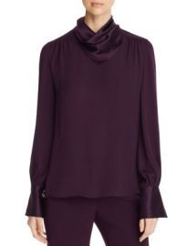Elie Tahari Nathalie Silk Blouse Women - Bloomingdale s at Bloomingdales
