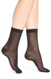 Elieand160Tahariand160Sheer Trouser Socks at Nordstrom