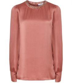 Elin Blouse at Reiss