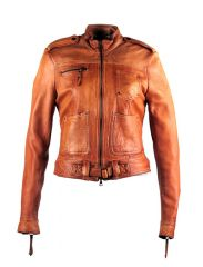 Elit Jacket at Blur Leather