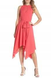 Eliza J Handkerchief Hem Dress at Nordstrom