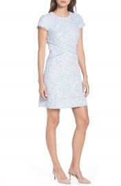 Eliza J Sheath Tweed Sheath Dress   Nordstrom at Nordstrom