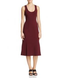 Elizabeth and James Mireille Seam-Detail Dress at Bloomingdales