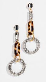 Elizabeth Cole Linden Earrings at Shopbop
