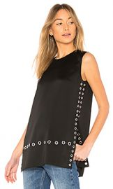 Elizabeth and James Khan Tank in Black from Revolve com at Revolve