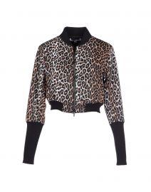 Elizabeth and James Leopard lena Jacket at Yoox