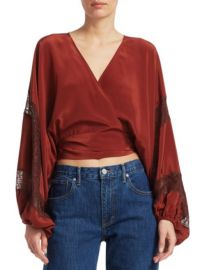 Elizabeth and James Talia Blouse at Saks Off 5th