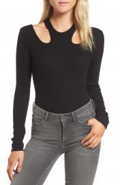 Ella Moss Cutout Bodysuit at Nordstrom