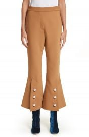 Ellery Fourth Element Crop Flare Pants at Nordstrom