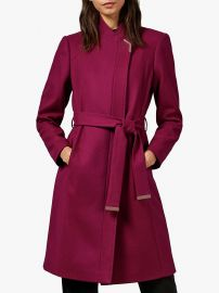 Ellgenc Coat at John Lewis