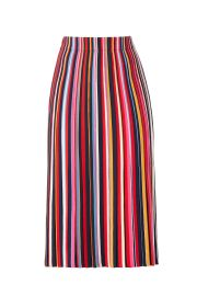 Ellis Striped Skirt by Tory Burch at Rent The Runway