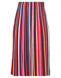 Ellis Striped Skirt by Tory Burch at Yoox
