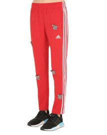 Embellished Bows Vintage Track Pants by Tiger in the Rain at Luisaviaroma