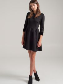 Embellished Double Knit LBD by Press at Shop Press Fashions