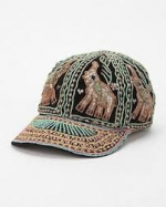 Embellished Elephant hat at Urban Outfitters at Urban Outfitters