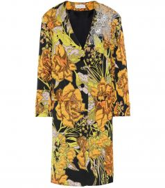 Embellished Floral Coat Dries Van Noten at My Theresa