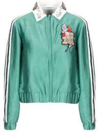 Embellished Jacket by Maje at Yoox