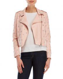 Embellished Moto Jacket by Bagatelle   at Bloomingdales