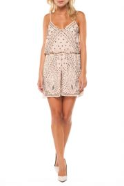Embellished Romper by Dex at Shoptiques