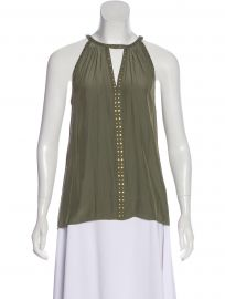 Embellished Top by Ramy Brook at The Real Real