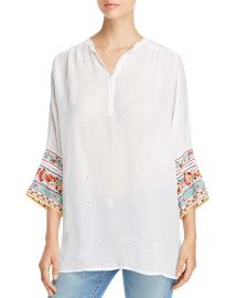 Embellished Tunic Top at Bloomingdales